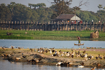 U Bein Bridge 04