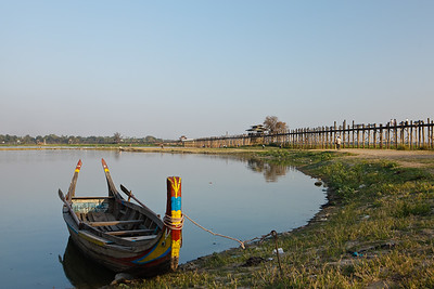 U Bein Bridge 05