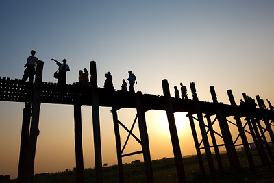 U Bein Bridge 25