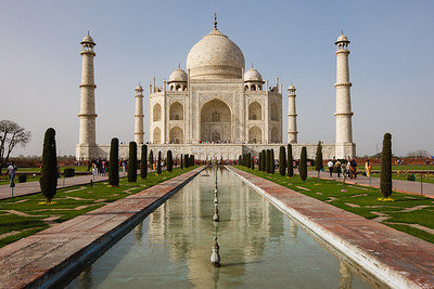 Taj Mahal 18