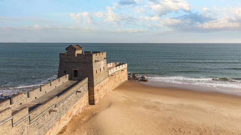 Old Dragon's Head, Qinhuangdao Shi, China