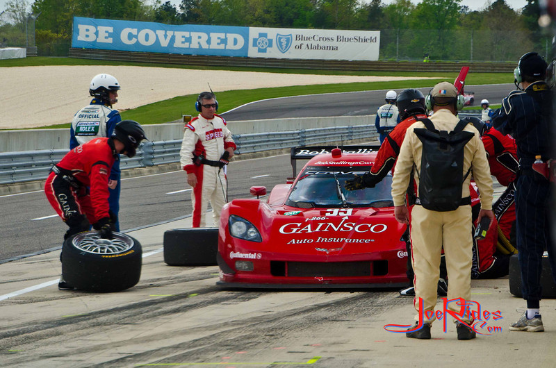 # 99 Team GAINSCO Bob Stallings Racing - Drivers Fogarty & Gurney - Barber Motorsports Park