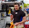 Patrick Dempsey - Dempsey Racing - #40 - Grand-Am Sports Car GT Series 2012 - Barber Motorsports Park
