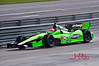 James Hinchcliffe - Team GoDaddy:Andretti - Indy Car Series 2012 - Barber Motorsports Park