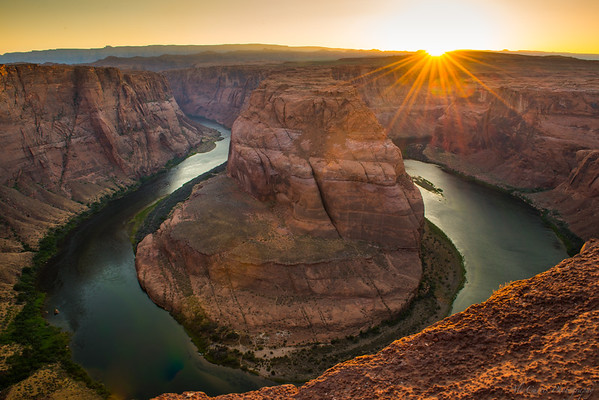 Horseshoe Bend State Park, Page Arizona