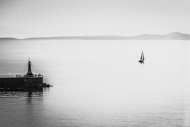Sailing to Dusk
