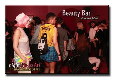 10 april 2014 beauty bar