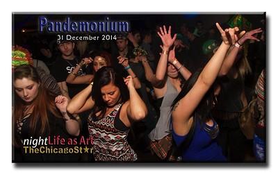 31 December 2014 Pandemonium in Milwaukee