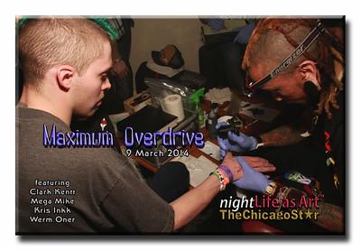 8 march 2014 maximum overdrive
