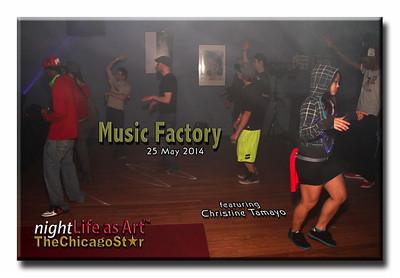 25 may 2014.3 music factory