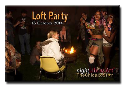 18 oct 2014 Loft Party 2