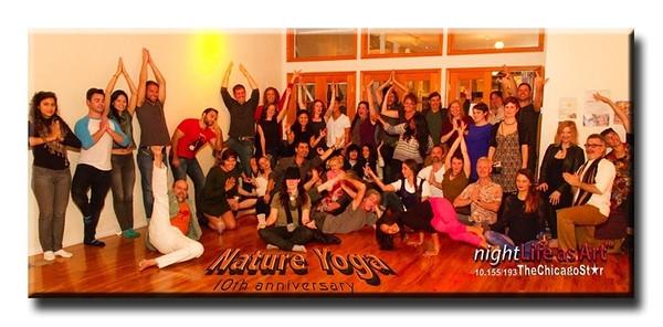 25 oct 2014 Nature Yoga