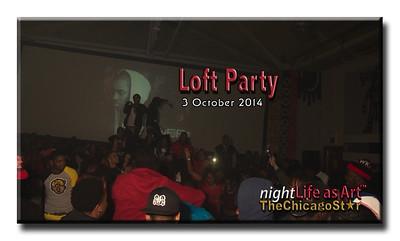 3 oct 2014 Loft Party 1