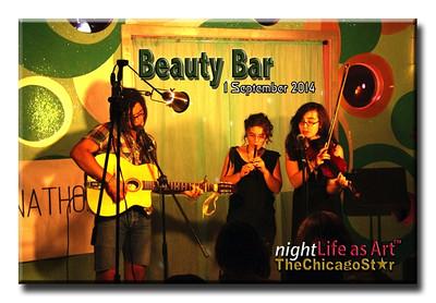 1 september 2014 beauty bar