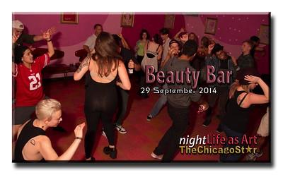 29 september 2014 beauty bar