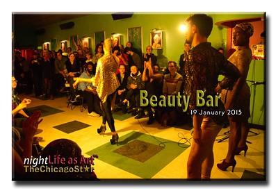 19 Jan 2015 Beauty Bar