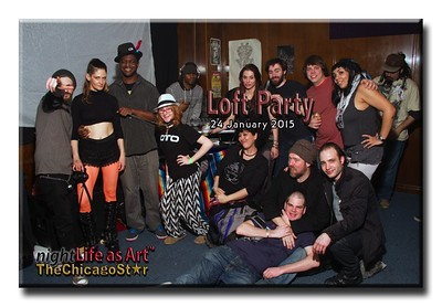 24 Jan 2015 Loft party