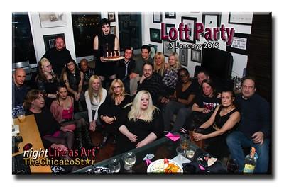 3 Jan 2015 Loft party