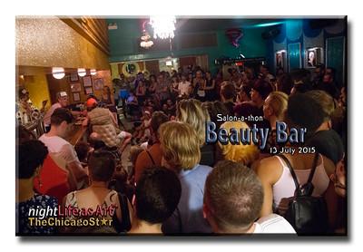 13 July 2015 Beauty Bar