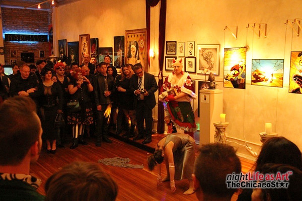 7 November 2015 Gallery Provocateur
