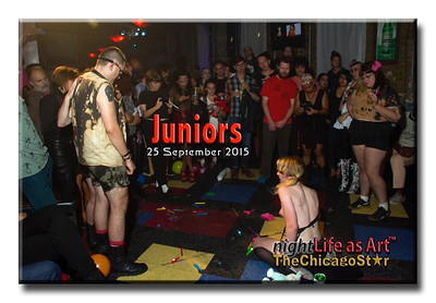 25 September 2015 Trqpiteca at Juniors