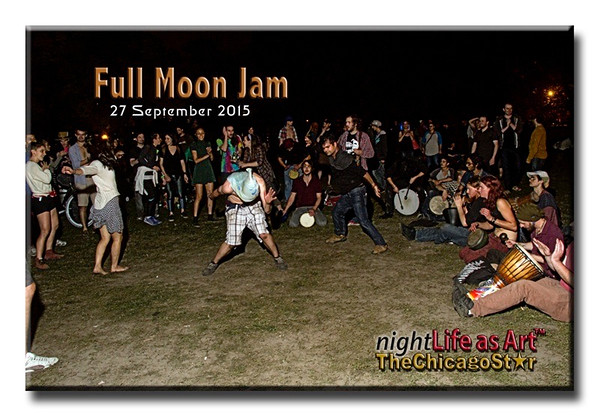 27 September 2015 Full Moon Jam