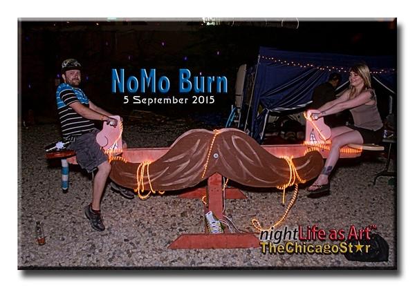 5 September 2015 NoMo Burn