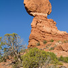 Balanced Rock, Arches National Park.