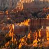 Bryce Canyon National Park at sunrise.