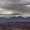 La Sal Mountains and Canyonlands National Park from Dead Horse State Park