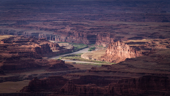 Canyonlands National Park from Dead Horse State Park
