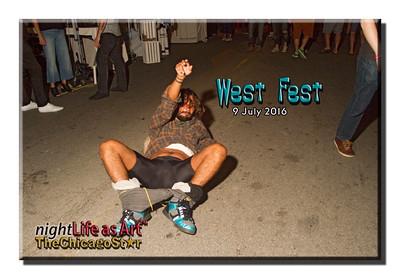 9 July 2016 West Fest
