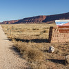 Rendezvous point with Utah group, House Rock Road and U.S. 89A.