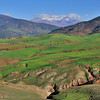 Moroccan Mountain Vista