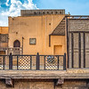 "The Gayer-Anderson Museum in Cairo, Egypt, preserves two old Islamic courtyard homes. It includes a wonderful collection of mashrabiya window screens and a great rooftop terrace. See more at  <a href=""https://explorationvacation.net/2021/01/gayer-anderson-museum-cairo-egypt/"">https://explorationvacation.net/2021/01/gayer-anderson-museum-cairo-egypt/</a>"