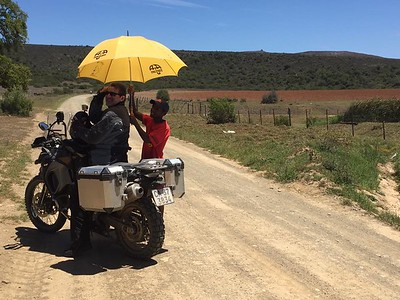 2017 Falcone South Africa Custom Adventure