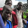 Local boys Rwanda