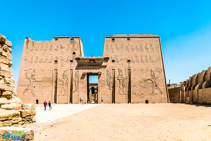 Kom Ombo temple.