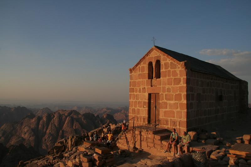 Sinai Peak