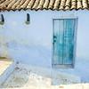 What's behind the Blue Door