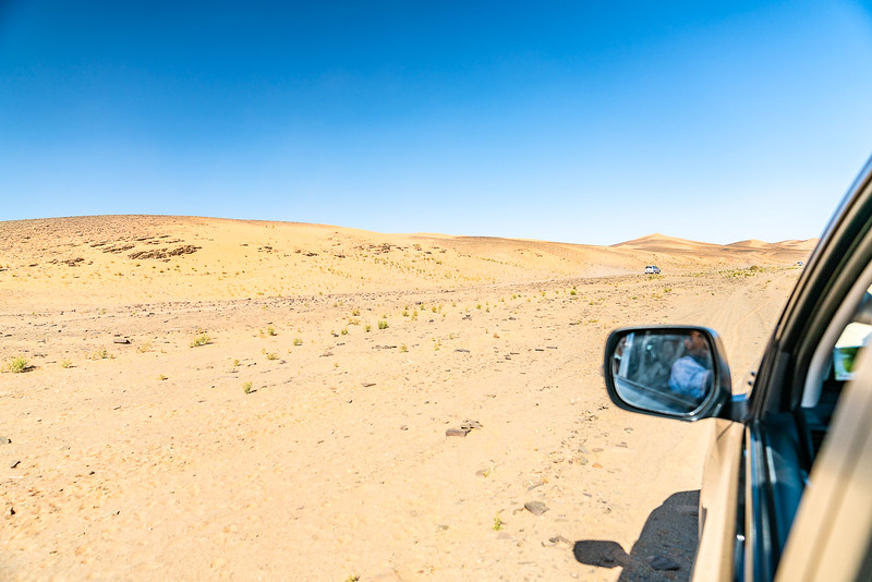 4x4 Tour through the Saraha takes you to many locations