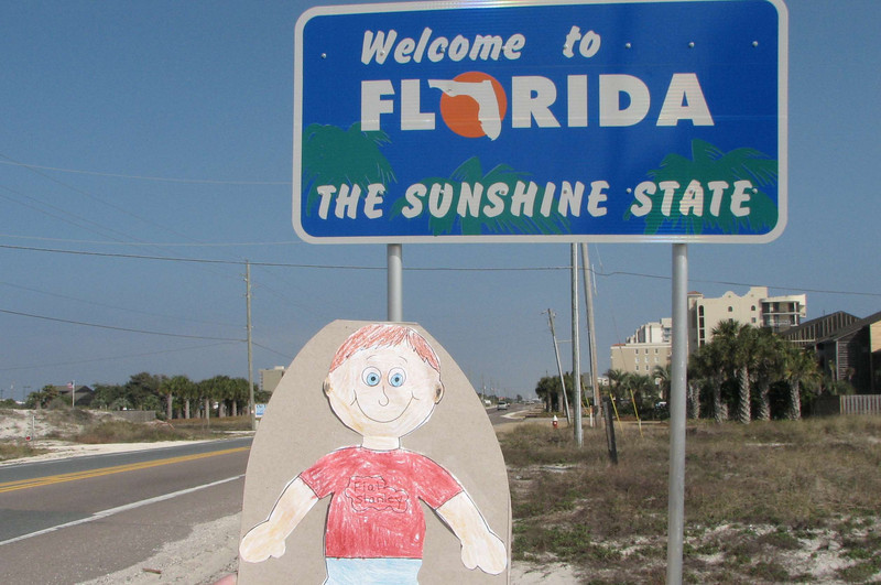So, we took Stanley to both States!