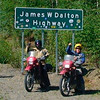 "Steve and Rob Ride the Dalton Highway!  , <a href=""http://www.motoquesttours.com/guided-motorcycle-tour.php?alaska-northern-expedition-adventure-29"">http://www.motoquesttours.com/guided-motorcycle-tour.php?alaska-northern-expedition-adventure-29</a>"