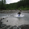 """Employee play-day!  , <a href=""""http://www.motoquesttours.com/guided-alaska-motorcycle-tours.php"""">http://www.motoquesttours.com/guided-alaska-motorcycle-tours.php</a>"""