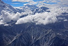 Mount McKinley (Denali) upward from 10,000 foot view, #0433
