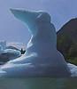 Ice flow near LeConte Glacier, Wrangell, AK, #0423