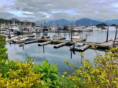 Sitka, Alaska Marina