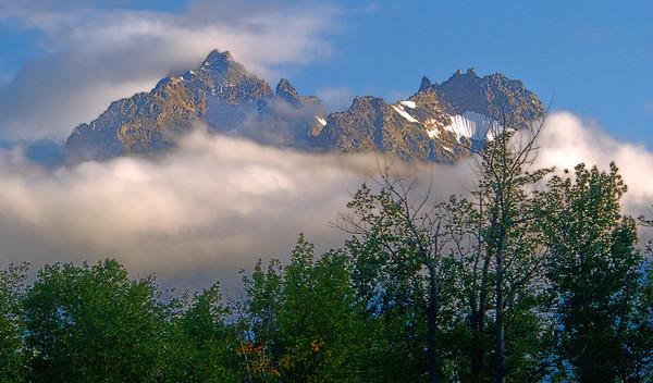 Mountains in Alaska, #0151