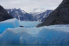 Ice flow near LeConte Glacier, Wrangell, AK, #0421