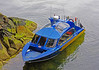 Jet boat from Alaska Charters and Adventures, Wrangell, AK --  #0462